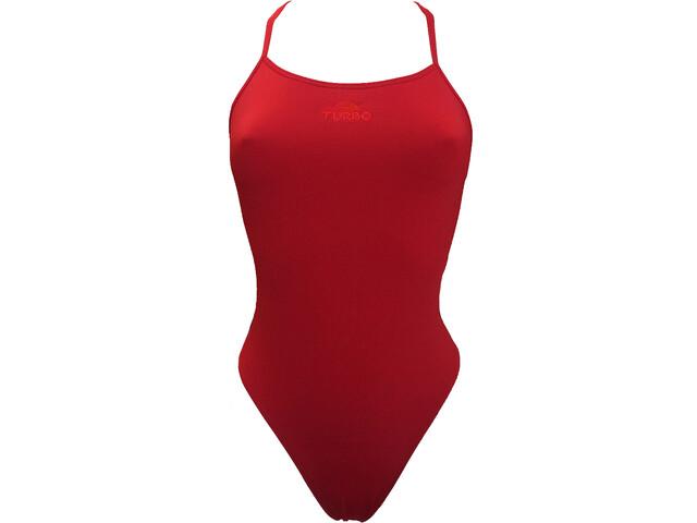 Turbo Siren Swimsuit Women, red (2019) | swim_clothes